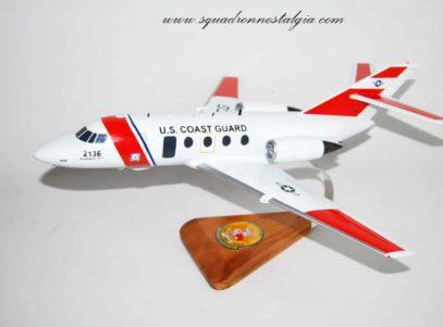 HU-25 Falcon Coast Guard