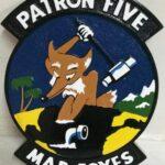 VP-5 Madfoxes Plaque
