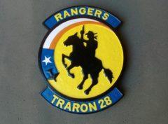 VT-28 Rangers Plaque