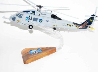 HSM-77 Saberhawks MH-60R Model