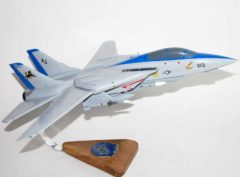 VF-213 Fighting BlackLions F-14d Tomcat Model