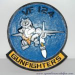 VF-124 Gunfighters Plaque