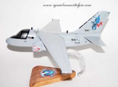 VS-35 Blue Wolves S-3b Viking model