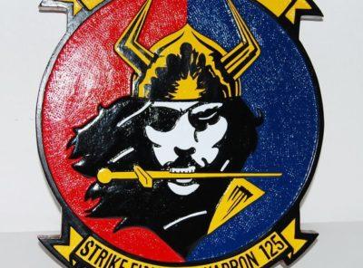 VFA-125 Rough Raiders Plaque