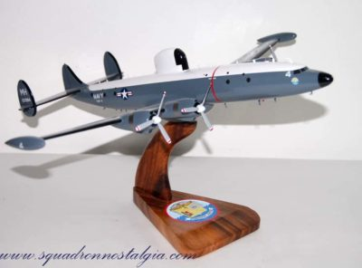 VW-4 Hurricane Hunters WC-121 Super Constellation