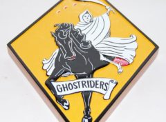VF-142 Ghostriders Plaque