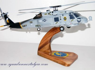 HSM-70 Spartans MH-60R Model