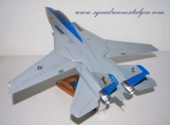 VF-213 Fighting BlackLions F-14d Tomcat Model