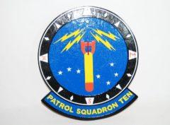 VP-10 Red Lancers Plaque