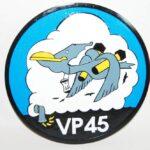 VP-45 Pelicans Plaque