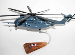 HM-15 Blackhawks MH-53e Model