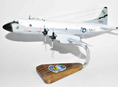 VP-31 Black Lightnings P-3b (1979) Model