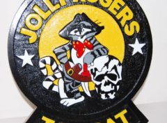 VF-84 Jolly Rogers Tomcat Plaque