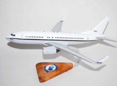VR-59 Lone Star Express C-40 Clipper Wooden Model