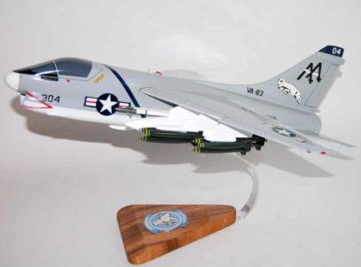 VA-83 Rampagers A-7e (1980)