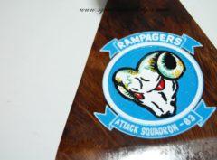 VA-83 Rampagers A-7b (1980)