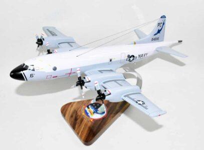 VP-6 Blue Sharks P-3b 154586 Model