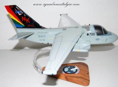 VS-35 S-3a Blue Wolves Model