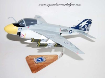 VMA-(AW) 533 Nighthawks A-6 Model