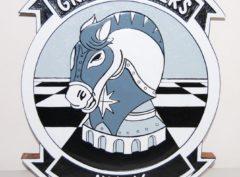 HSL-46 Grandmasters Plaque