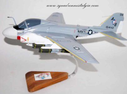 VA-34 Blue Blasters A-6 (1976) Model
