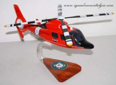 US Coast Guard MH-65 Model