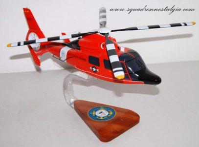US Coast Guard MH-65 Model