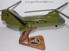 HMM-165 White Knights CH-46 (1970)