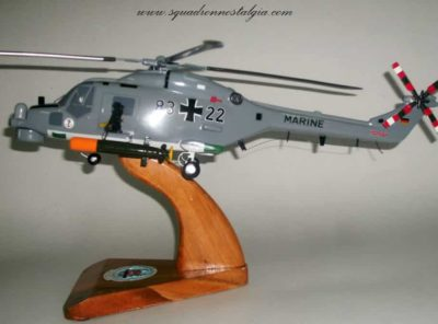 German Sea Lynx Mk88A Model