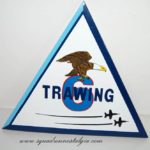 TAW-6 Plaque