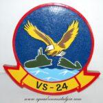 VS-24 Scouts Plaque