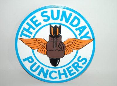 VA-75 Sunday Punchers Plaque