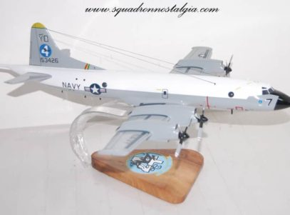 VP-4 Skinny Dragons P-3b Model