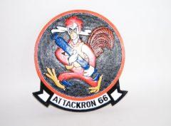 VA-66 Waldos Plaque