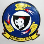 HMM-165 White Knights (1960s) Plaque