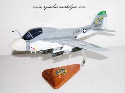 VA-145 Swordsmen A-6 Intruder Model