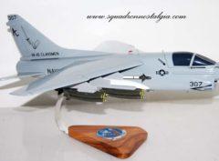 VA-46 Clansmen A-7e (1991) Model