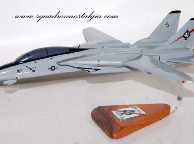 VF-41 Black Aces F-14a Model