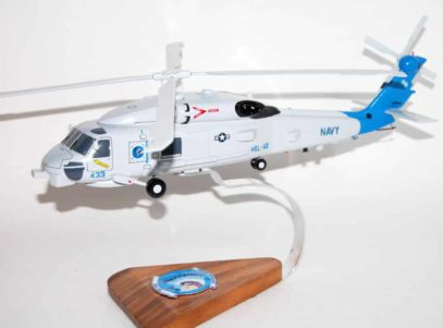 HSL-42 Proud Warriors SH-60b Model