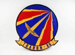 VT-86 Sabrehawks Wood Plaque