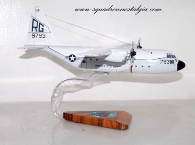 VRC-50 Foo Dogs C-130 Model