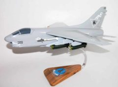VA-37 Ragin' Bulls A-7e (1989) Model
