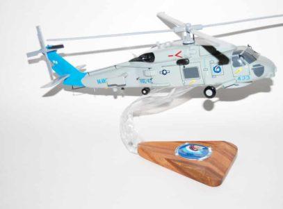 HSL-42 Proud Warriors SH-60b Model
