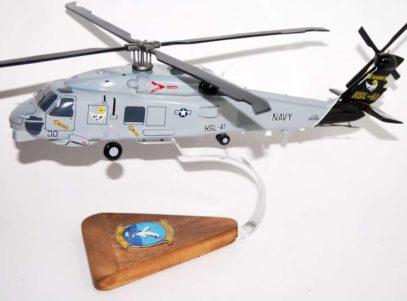 HSL-41 Seahawks SH-60b Model