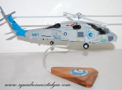 HSL-42 Proud Warriors Model