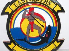 HSM-37 Easy Riders Plaque