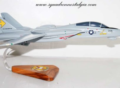 VF-103 Sluggers F-14a Model
