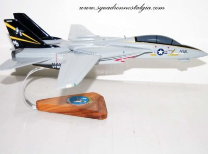 VF-124 Gunfighters F-14a Model