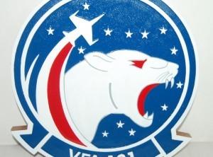VFA-131 Wildcats Plaque