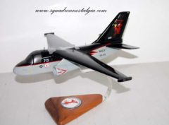 VS-33 Screwbirds S-3b Model